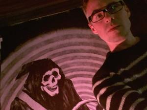 Banksy Selfie