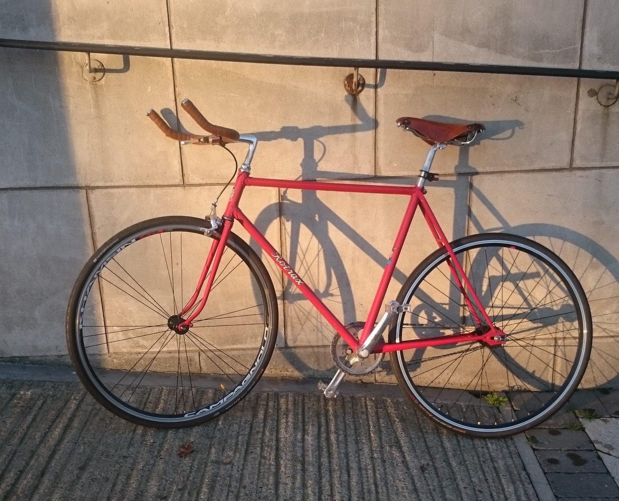 vintage bike Archives - Darren Moore
